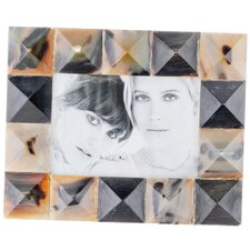 Granito Mosaic Horn Picture Frame