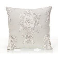 Heaven Sent Print Cotton Throw Pillow