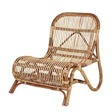 Indoor Rattan Lounge Chair