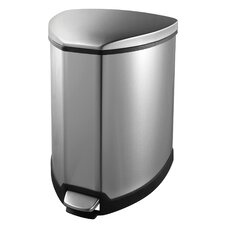 1.25-Gal Grace Trash Can