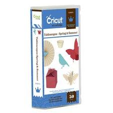 Cricut Spring Summer Cartridge