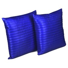 Quilted Decorative Indoor/Outdoor Throw Pillow