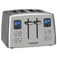 Classic Series 4 Slice Compact Toaster