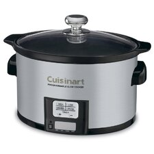 3.5 Qt. Programmable Slow Cooker