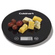DigiPad™ Round Digital Kitchen Scale