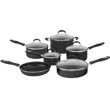Advantage Nonstick 11 Piece Cookware Set
