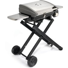 All-Foods Roll-Away Portable LP Gas Outdoor Grill
