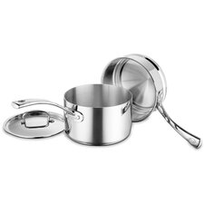 French Classic 3 Piece Double-Boiler