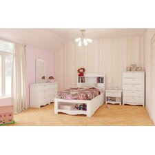 Dixie Storage Panel Customizable Bedroom Set
