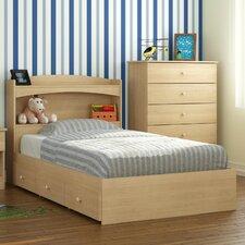 Alegria Mate's Platform Bed
