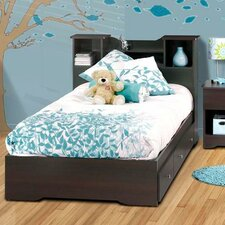 Pocono Storage Panel Customizable Bedroom Set