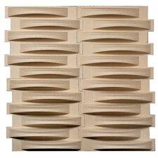 PaperForms MIO Acoustic Weave 12 Piece Tile Wallpaper