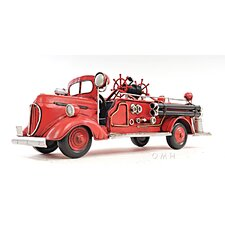 1938 Fire Engine Ford 1:40 Car