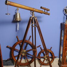Decorative Telescope with Stand