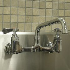 Equip Wall Mounted Utility Sink Faucet