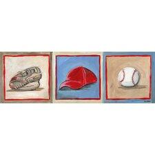 Play Ball Canvas Art