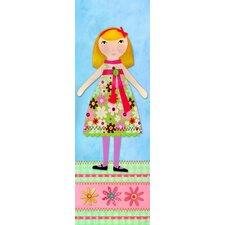 My Doll 3 Canvas Art