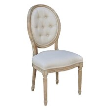 King Louis Side Chair