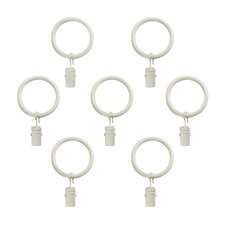 Clip Curtain Ring (Set of 21)