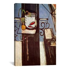 'Goldfish and Palette' by Henri Matisse Painting Print on Canvas