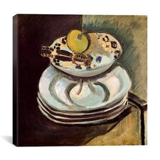 """""""Compotier with Nutcracker"""" Canvas Wall Art by Henri Matisse"""