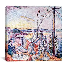 """Luxe, Calme Et Volupte (1905)"" Canvas Wall Art by Henri Matisse"