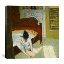"""Summer Interior"" Canvas Wall Art by Edward Hopper"