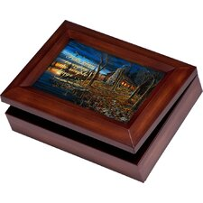 Wildlife Digital Cabin Music Jewelry Box