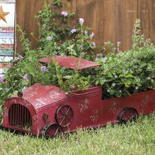 Rustic Truck Novelty Raised Planter