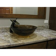 Ty Glass Vessel Sink