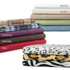Softspun Solid Sheet Set
