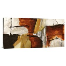 'Of Wood and Stone' by Jim Stone Painting Print on Canvas