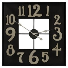Brazos Wall Clock
