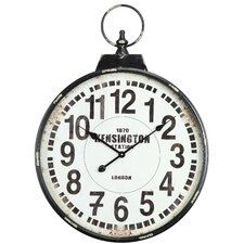 "Oversized 23.75"" Parker Wall Clock"