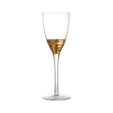 Daphne Gold 10 Oz. Wine Glass (Set of 4)