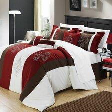 Vicky 8 Piece Comforter Set