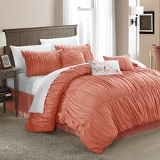 Francesca 7 Piece Comforter Set