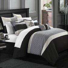 Lucca 8 Piece Comforter Set