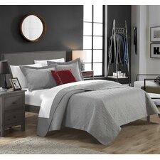 Barcelo 4 Piece Quilt Set