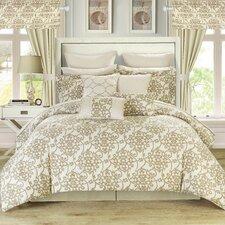 Hailee 24 Piece Comforter Set