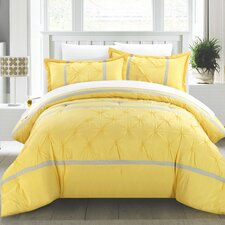 Veronica 3 Piece Duvet Set