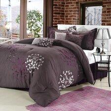 Cheila 8 Piece Comforter Set