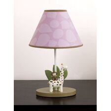 "Jacana 12"" H Table Lamp with Empire Shade"