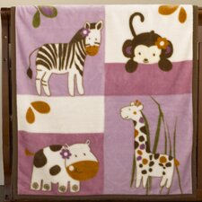 Jacana Soft and Cozy Blanket