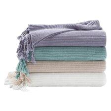 Organic Cotton Heavenly Throw Blanket