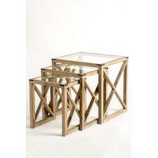 Emma 3 Piece Nesting Tables (Set of 3)