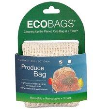 Market Organic Net Drawstring Bag