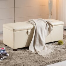 Castillian Upholstered Storage Bedroom Bench