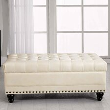 Castilian Upholstered Storage Bedroom Bench