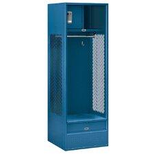 1 Tier 1 Wide  Standard Locker